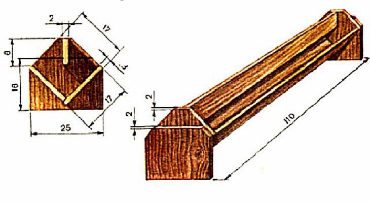 Как сделать кормушку для гусей своими руками?