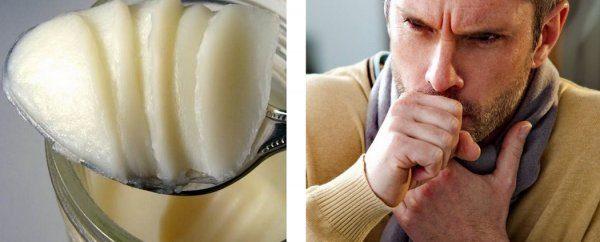 Гусиный жир от кашля